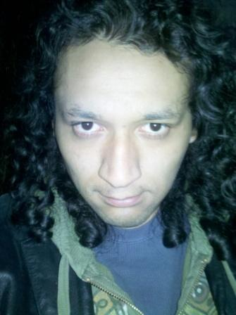 Abiu Perez Ramos, pintor mexicano.