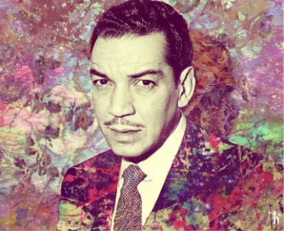 """Cantinflas"", Héctor Miguel Aguerrebere."