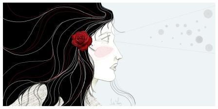 """""""Más que el pensamiento"""", Julissa López."""
